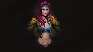 | PigArt | : Female character sculpt