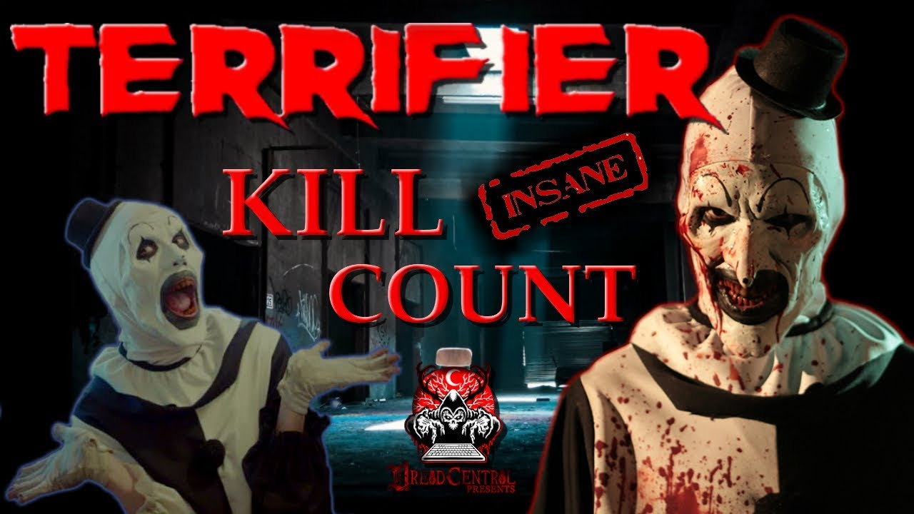 Download Terrifier (2017) - Kill Count 16+