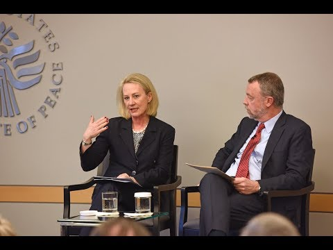 Ambassador Alice Wells on the role of the Taliban in Afghan peace
