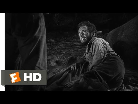 The Treasure of the Sierra Madre (7/10) Movie CLIP - A Bonehead Play (1948) HD