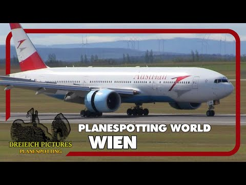 Planespotting World | Wien-Schwechat 2017