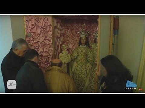 La statua della Madonna della Scala ritorna nella Chiesa di San Benedetto