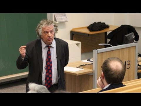 Prof. Yiannis Aloimonos | A minimalist grammar of human action