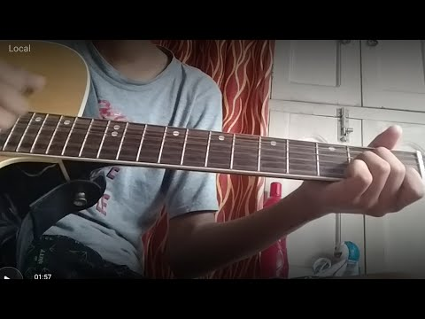Stobdho Jibon Guitar Chords || Fossils 5...