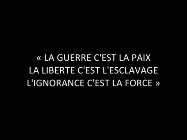 1984 George Orwell Les Meilleures Citations Youtube