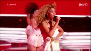 Beyoncé- Run The World Girls X Factor France 2011 HD