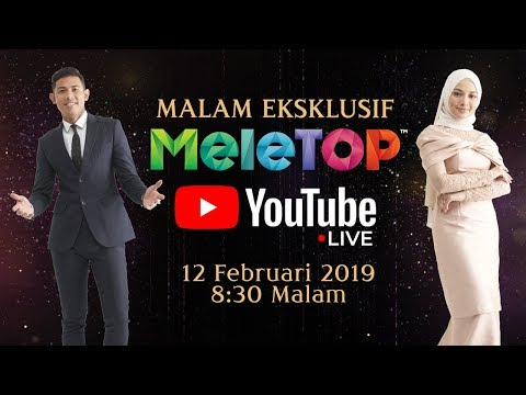 Malam Eksklusif MeleTOP  Anugerah MeleTOP Era 2019  Nabil & Neelofa