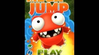 Mega Jump - iPhone Gameplay Video