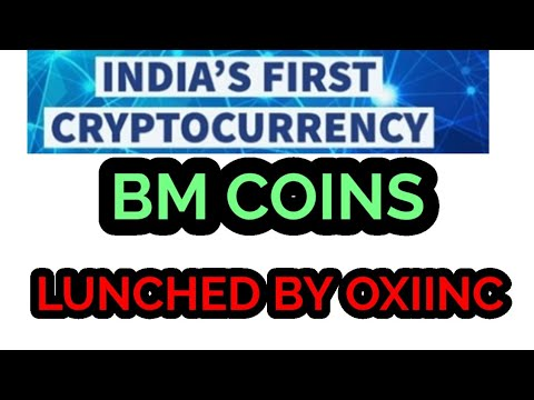 oxiinc-group-launched-bmkoin-india's-first-cryptocurrency.-|-oxiinc-bm-coin