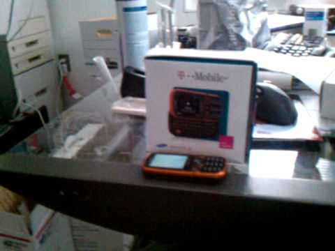 Samsung gravity 2 phone for sale by t mobile