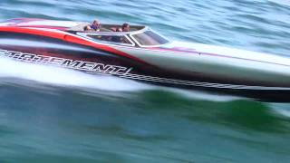 Florida Powerboat Club Miami Boat Show Poker Run 2011_Thursday Run