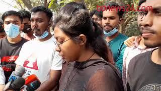 জাবিতে হল ছাড়েনি শিক্ষার্থীরা, হুঁশিয়ারি কর্তৃপক্ষের| bdnews24.com