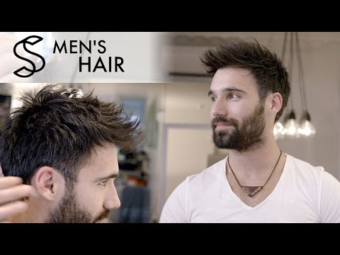 Medium Taper Haircut ★ Classic Hairstyle Suitable for All Men