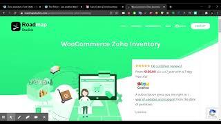 WooCommerce Zoho Inventory - Integration