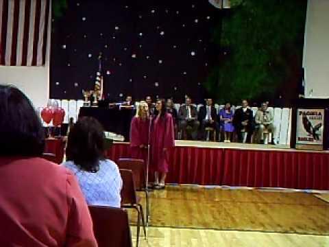 Paonia High School Graduation 2009 (Pt. 1)