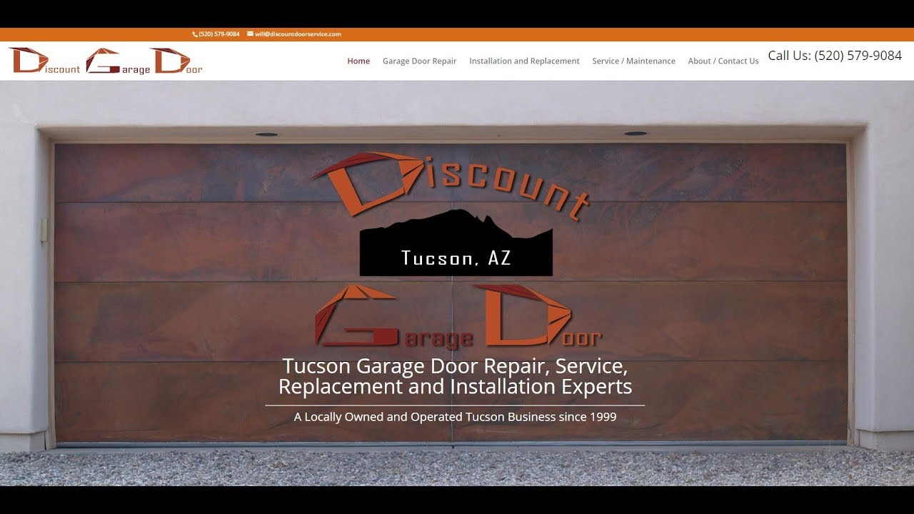 Tucson Garage Door Repairs Discount Door Service