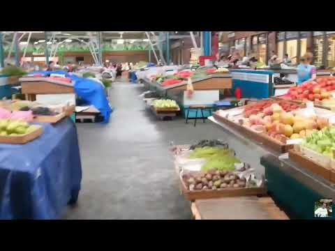 أذربيجان سوق الخضار
