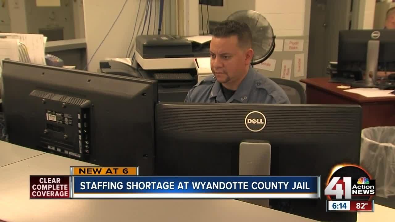 Wyandotte County Sheriff's Office hiring deputies for detention center