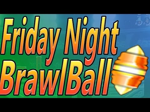 NOW ITS TIME FOR FRIDAY NIGHT BRAWLBALL!!! (Brawlhalla)