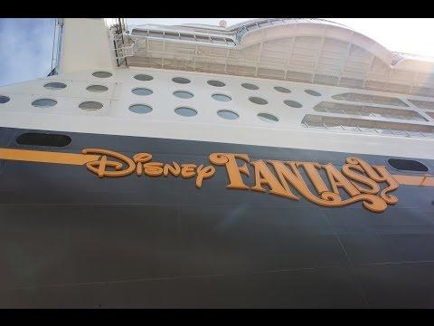 Disney Fantasy: Eastern Caribbean Cruise 2013