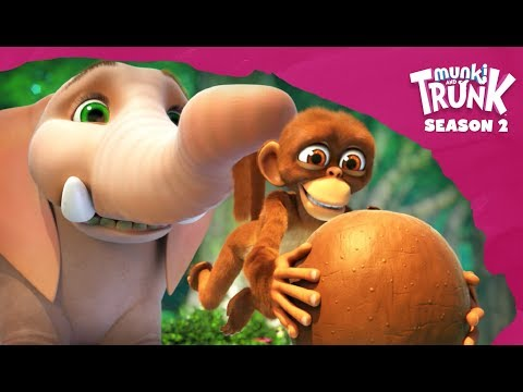 Nuts – Munki and Trunk Season 2 #10