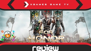 ОБЗОР For Honor (Review)