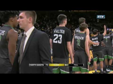Iowa coach won't let team shake hands after win