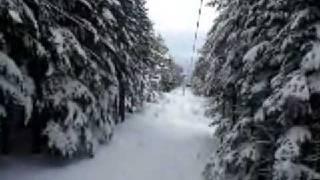 Vitosha Mountain The Black Peak