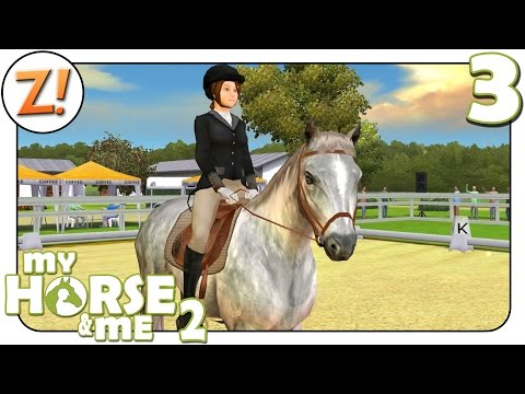My Horse And Me 2: Unser erstes Turnier #3 | Lets Play ★ [GERMAN/DEUTSCH]