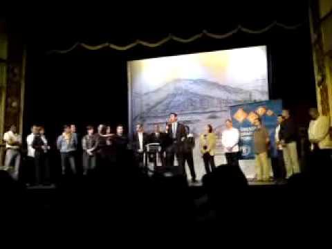 šibenski građanski forum u šibenskom kazalištu (3.dio)