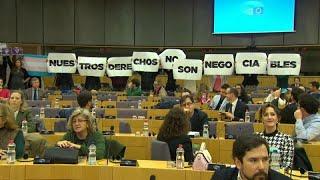 Европарламент: распри из-за Каталонии