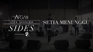 Afgan - Setia Menunggu (OST London Love Story 2) | Official Live Video