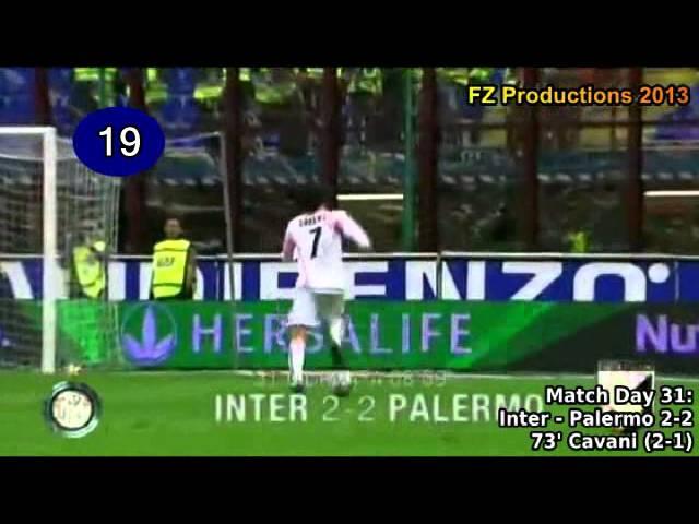 Палермо 2 1 ювентус видео