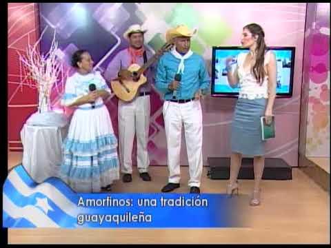Amorfinos: Una tradición guayaquileña