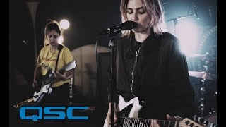 TouchMix Sessions Dead Sara Heaven S Got A Back Door