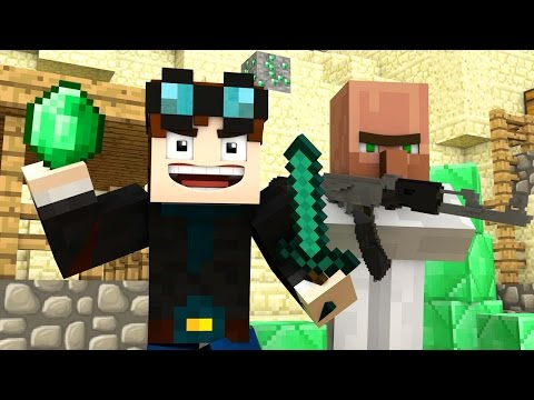 The Truth about TheDiamondMinecart 2 - Minecraft Animation