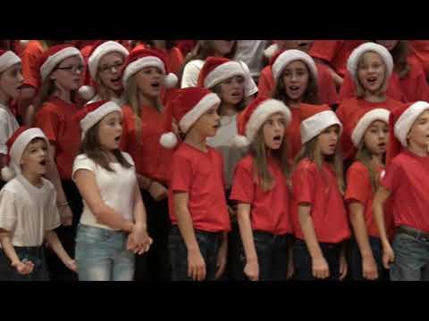 Hahira Elementary School Choir Christmas Concert 2017 (HES)