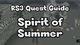 RS: Spirit of Summer Guide - RuneScape