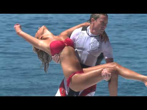 Flyboarding World Champion - Stephane Prayas Shows how to flyboard
