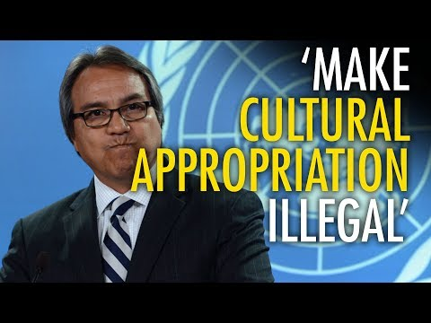 """UN set to outlaw """"cultural appropriation"""""""