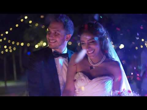 Romantic wedding in Cyprus - Samantha & Marc