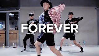 Forever - Chris Brown (23 Deluxe Remix) / Junsun Yoo Choreography