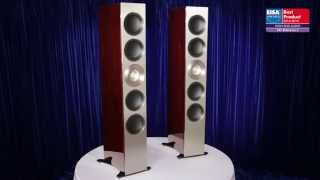 EUROPEAN HIGH-END AUDIO 2014-2015 - KEF Reference 5