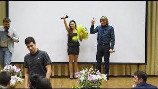 Анфиса Вистингаузен в программе Звёздный Гость на Молодёжном канале Юность