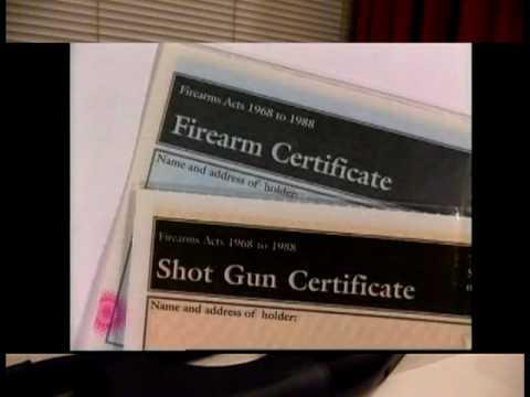 Gun Owner UK Shot Gun Certificate 1