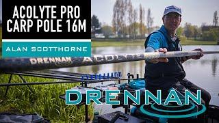Alan Scotthorne - Acolyte Pro Carp Pole 16m
