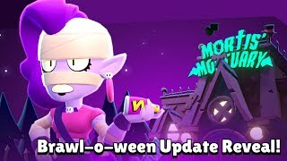 Brawl-o-ween Update New Character EMZ | Brawl Stars Wins & Fails