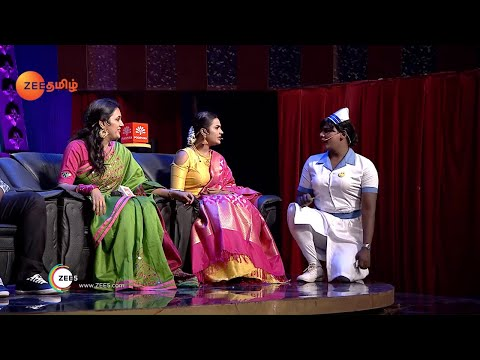 Comedy Khiladis | Best Scene | Episode - 25 | 22 July 2018 | Tamil Comedy Show