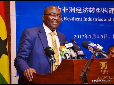 Ghana to tap into China's expertise