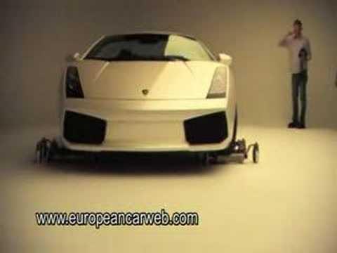Viewfinder:European Car Magazine: Lamborghini Gallardo